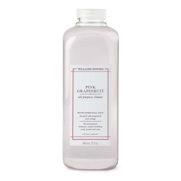 ウィリアムズソノマ マルチクリーナー ピンクグレープフルーツWilliams-Sonoma Essential Oils Collection, Pink Grapefruit, All-Purpose Cleaner, 32 fl oz