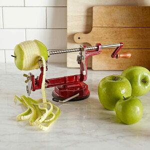 皮むき器 芯取り ピーラー 野菜 果物 フルーツ じゃがいも Apple and Potato Peeler (Fruit and Vegetable Peeler-Corer)