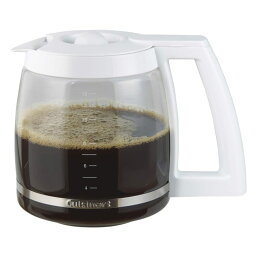 供供kuijinato DCC-1200 DGB-500使用的12茶杯電咖啡壺使用的garasukarafehowaito Cuisinart DGB-500WRC DCC-1200PRC