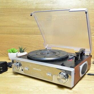 Crosley Tech Record Player, Crosley tech レコード_プレーヤー