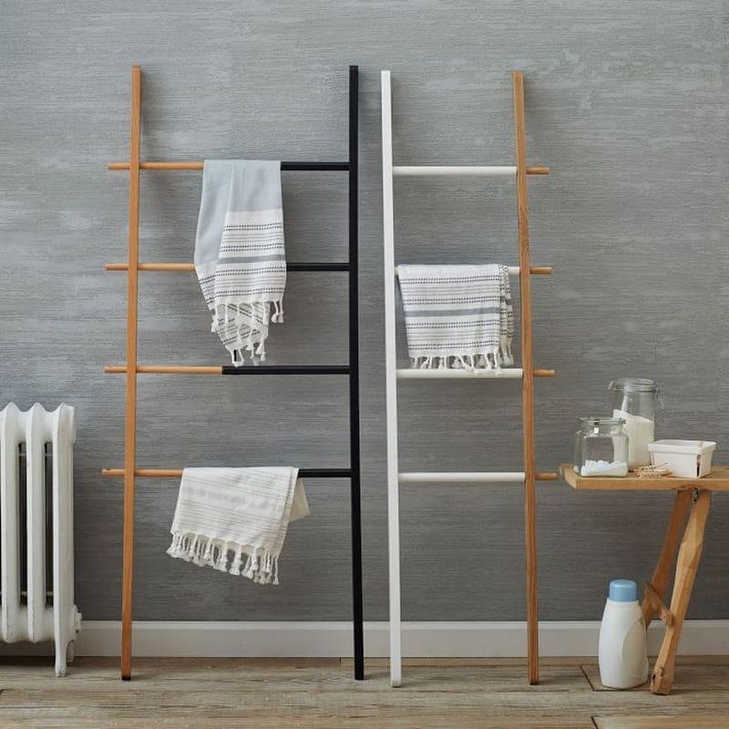 調節可能はしご オーガナイズ用 Umbra Hub Adjustable Organizational Ladder