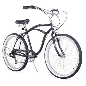 "Beach Cruiser men's bicycle 26 inch 7 speed Firmstrong Urban Man Beach Cruiser Bicycle 26 ""/ 7-Speed"