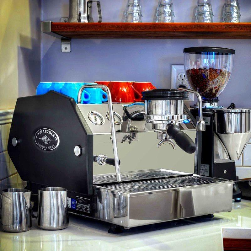 la marzocco commercial espresso machine la marzocco gs3 espresso machine auto volumetric - Commercial Espresso Machine