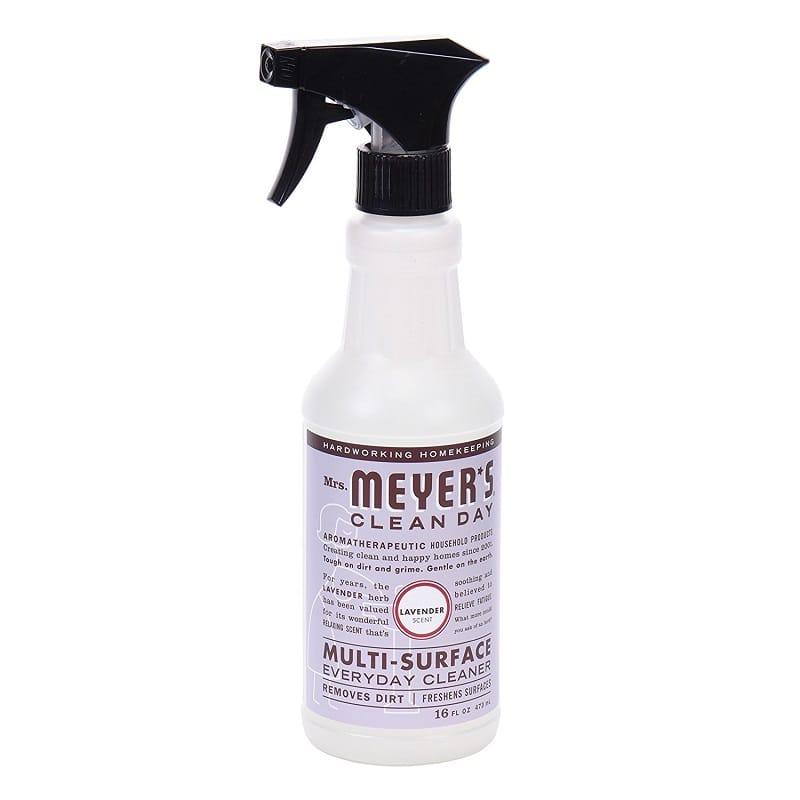 ミセスマイヤーズ マルチクリーナー 473ml 3本セット ラベンダーMrs. Meyer's Clean Day Multi-Surface Everyday Cleaner, Lavender, 16 Fluid Ounce (Pack of 3)