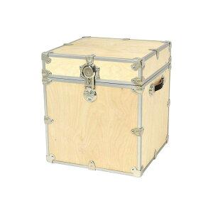 ライノー トランクケース 木箱 キューブ カリフォルニア 西海岸 サマーキャンプ 収納 アメリカ製 倉庫 インダストリアル 店舗 Rhino Trunk and Case Cube