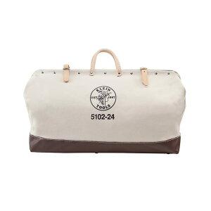 工具バッグ クラインツール キャンバス ツールバッグ 工具箱 60cm アメリカ製 Kleintools 24'' Canvas Tool Bag 5102-24