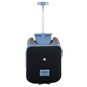 スーツケース 子供が乗れる 座れる 18ヶ月〜 便利 多機能 家族旅行 空港 フライト 移動 Micro Luggage Eazy