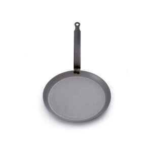 ムヴィエール モービル クレープパン 20cm ブラックスチール IH対応 ムビエル モビエル モヴィエル フランス Mauviel 3653.20 M'steel Crepes pan