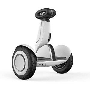 セグウェイ ナインボット Sプラス Segway Ninebot S-Plus Smart Self-Balancing Electric Scooter with Intelligent Lighting and Battery System, Remote Control and Auto-Following Mode, White 家電