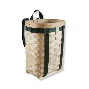 背負いかご 木製 バスケット 釣り アウトドア Allagash Pack Basket TA225839