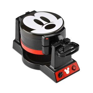 ディズニー ミッキーマウス 90周年記念 ワッフルメーカー ダブル フリップ Mickey Mouse 90th Anniversary Double Flip Waffle Maker 家電