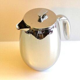 ボダム コロンビア 1.0L ステンレス コーヒー/ティープレスポット Bodum Columbia 8-Cup Stainless-Steel Thermal Coffee/Tea Press