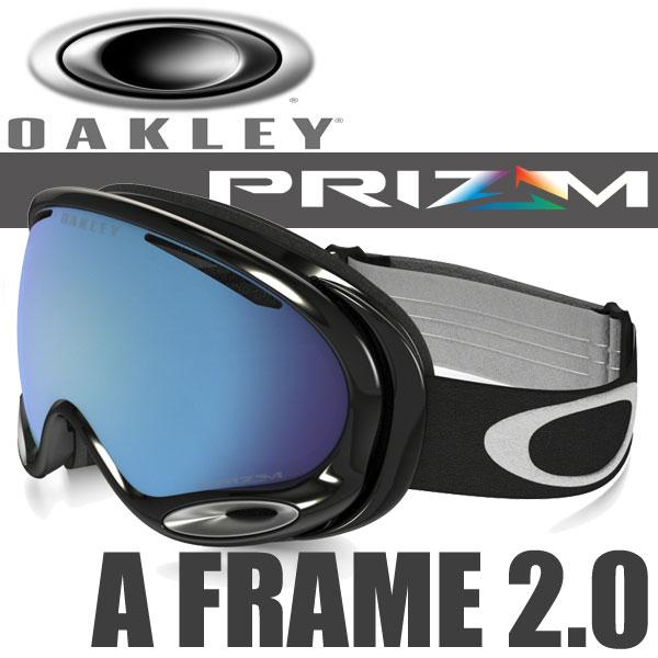 オークリー プリズム スノーゴーグル A フレーム 2.0 スタンダード フィット OO7044-48 (OAKLEY PRIZM SNOW GOGGLE A-FRAME 2.0)