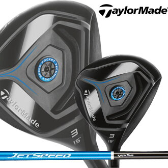 Japan spec TaylorMade JET SPEED Jet speed fairway wood TM1-214