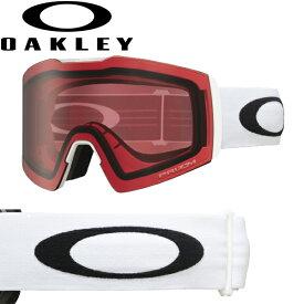 特別セール開催中! オークリー ゴーグル フォールライン XL OO7099-09 スタンダードフィット プリズム スノー ローズ マットホワイト FALL LINE XL OAKLEY USAモデル