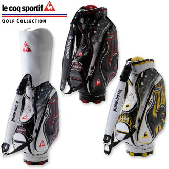Japanese specifications 2014 Le Coq Sportif golf 9.5 type cart caddie back QQ1190
