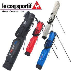 ルコック クラブケース ゴルフ スタンド 式 クラブ ケース QQBNJA30 / フード付属 / 日本正規品 (フード付属 / 5~6本用)