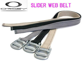 USA model Oakley slider Web belt #96056