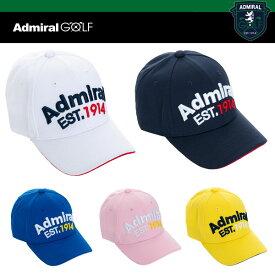 アドミラル ゴルフ メンズ カノコ キャップ ADMB 902F ADMIRAL GOLF