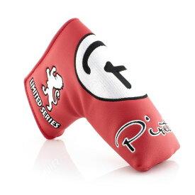 日本正規代理店 ピレッティ パターカバー リミテッドモデル サークル P レッド / Piretti Circle P Red