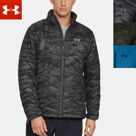 アンダーアーマー メンズ ジャケット コールドギア リアクター ジップアップ 長袖 1316010 (防寒) UNDERARMOUR UA ColdGear Reactor Men's Jacket