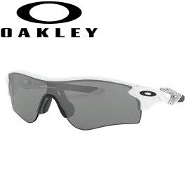 オークリー サングラス レーダー ロック パス OO9206-02 アジアンフィット ジャパンフィット OAKLEY RADAR LOCK PATH USAモデル スレート イリジウム / マット ホワイト