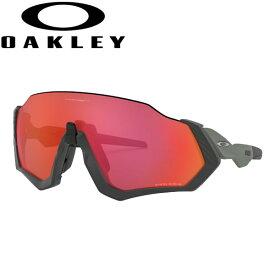 オークリー サングラス プリズム トレイル トーチ フライトジャケット OO9401-1737 スタンダードフィット OAKLEY PRIZM TRAIL TORCH FLIGHT JACKET / マットスチール