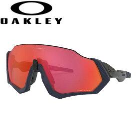 オークリー サングラス プリズム トレイル トーチ フライトジャケット OO9401-1837 スタンダードフィット OAKLEY PRIZM TRAIL TORCH FLIGHT JACKET / マットネイビー