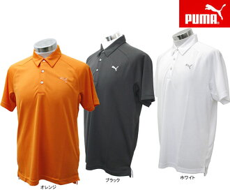 USA model Puma golf performance short-sleeve polo shirt 557038