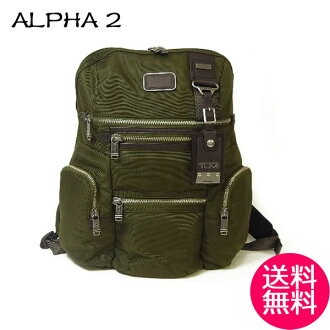 Book sale TUMI Tumi ALPHA BRAVO Alpha Bravo 22681 KNOX BACKPACK Knox backpack Olive olives P12Jul15