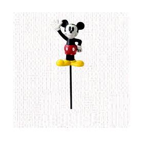 【ディズニー ミッキー】フラワーピック[085585]