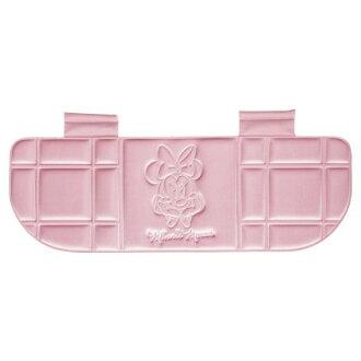 -Cushion (triple / pink) ★ ミニープレス velour ★ ★ car supplies ★ [649725]