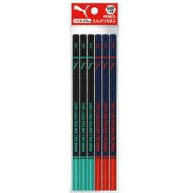 プーマ HB鉛筆6本セット★PUMA★ 135514