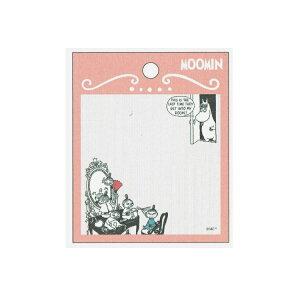 ムーミン のりつきメモ(ピンク) [195742]