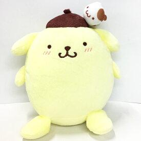 ポムポムプリン お座りぬいぐるみ★サンリオキャラクターズ・ダイスキ!★ [482541]