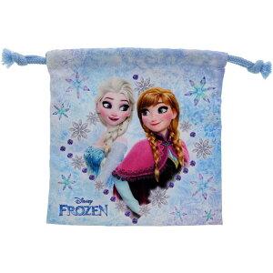 ディズニーアナと雪の女王 巾着S