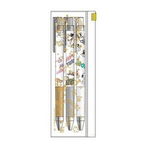 スヌーピー ジュースアップ0.4mmボールペン/3本セット(スペシャル)★JUICE UP★