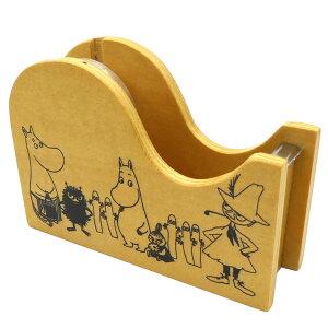 ムーミン 木製テープカッター(ムーミン)