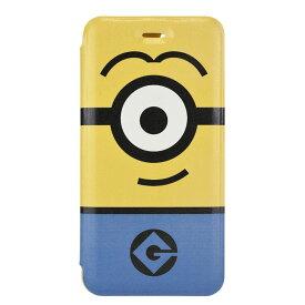 9ec9c0a6f2 ミニオンズ グッズ NEW iPhone FULL DISPLAY MODEL対応フリップカバー アイコン 怪盗グルー 899044