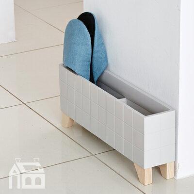ideaco Tub Block スリッパラック タブブロック イデアコ 玄関収納/オフィス/スリッパ立て/店舗/事務所/スリッパスタンド