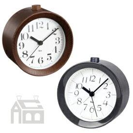 Lemnos RIKI ALARM CLOCK レムノス リキ アラームクロック アラーム時計 置き時計/おき時計/WR09-14/WR09-15/IM