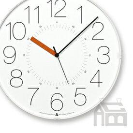 Lemnos CARA レムノス カラ 掛時計/掛け時計/かけ時計/壁掛け/北欧/おしゃれ/デザイン時計/インテリア時計