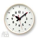 【OFFクーポンあり!】【ポイント最大16倍!】Lemnos fun pun clock M レムノス フンプンクロック YD14-08M 掛時計/掛け時計/か...