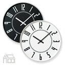 【OFFクーポンあり!】【ポイント最大16倍!】Lemnos eki clock レムノス エキクロック TIL16-01 掛時計/掛け時計/か…