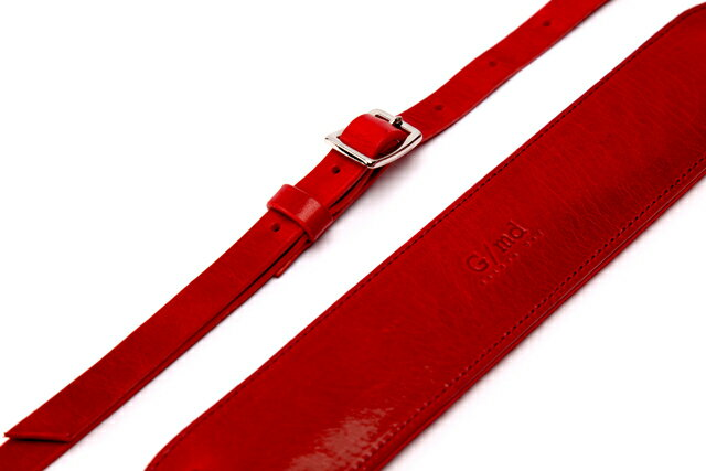 Maison Def G/md Addict Leather strap 15mm (for guitar & bass) ギター/ベース/ストラップ/レザー