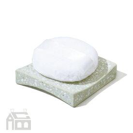 SOIL パフトレイ(S) PUFF TRAY S ソイル 洗顔/メイク落とし/バスルーム/洗面所/スポンジ/珪藻土/水切り