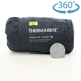 サーマレスト (Thermarest) ProLite Apex プロライト エイペックス レギュラー (ウイングロックバルブ)