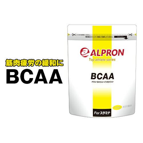 [店内ポイント5倍][2個までメール便送料無料]アルプロン BCAA 100g | 正規品 ALPRON bcaa サプリ バリン ロイシン イソロイシン パウダー 公式