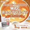 アルプロン WPC ホエイプロテイン100 カフェラテ 1kg(約50食) | 正規品 ALPRON プロテイン whey たんぱく質 アミノ…