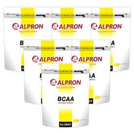 【5個セット】送料無料 アミノ酸の黄金比率で配合した BCAA 100g スタミナの維持・筋肉疲労緩和に   正規品 アルプロン ALPRON バリン ロイシン イソロイシン アミノ酸 パウダー サプリ サプリメント サプリ BCAA セット 公式